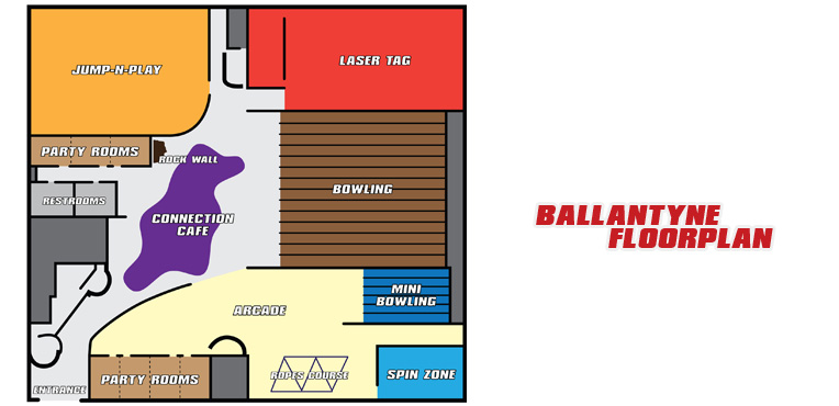 Ballantyne Floorplan